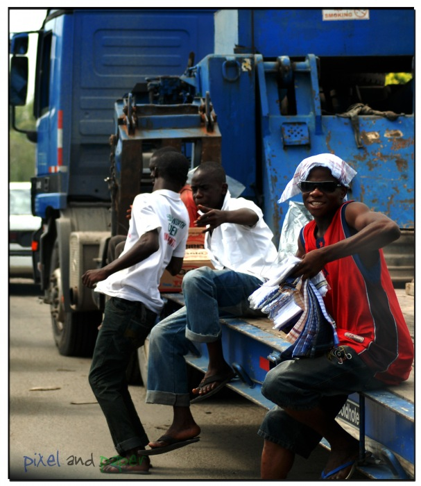 photoblog image The ride is over: This is Lagos