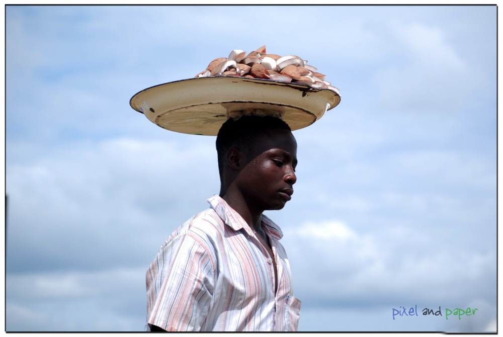 photoblog image Coconut Street Hawker