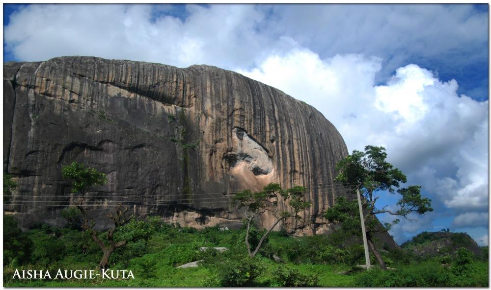 photoblog image Zuma Rock Abuja