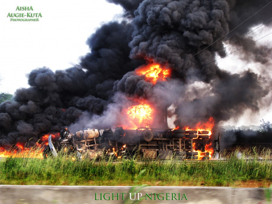 photoblog image Light up Nigeria 2
