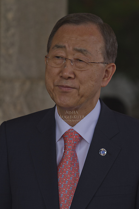 photoblog image UN Secretary General Ban Ki-Moon