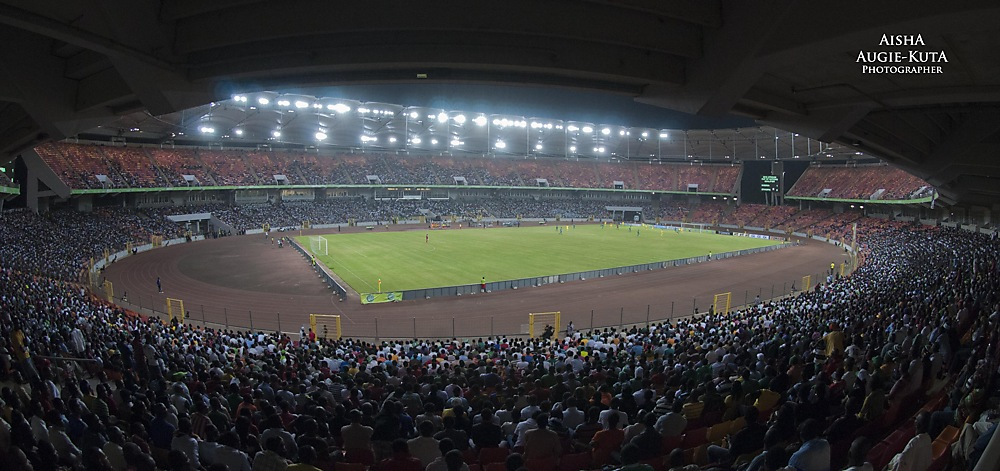 photoblog image National Stadium, Abuja, Nigeria