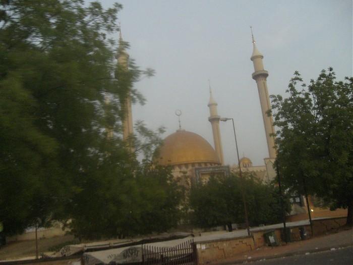 photoblog image National Mosque Abuja, Nigeria